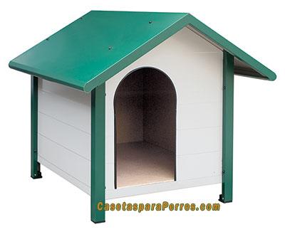 Caseta montana pintada tienda especializada en casetas for Casetas de pvc baratas